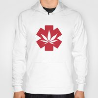 medical Hoodies featuring Medical Marijuana by WeedPornDaily