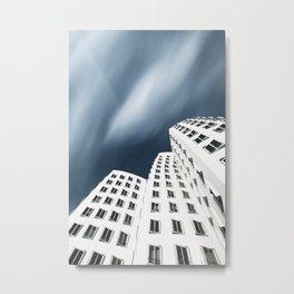 Liquid Sky Metal Print