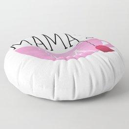 Mama's Tea Floor Pillow
