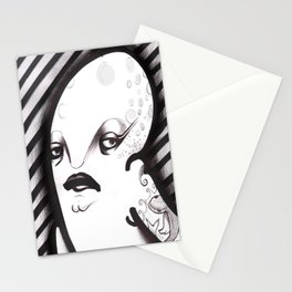 Mrs. Thing Stationery Cards