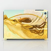 asian iPad Cases featuring Asian Dragon by Sunset Dragon