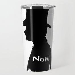 Chris Colfer as Noel Coward Travel Mug