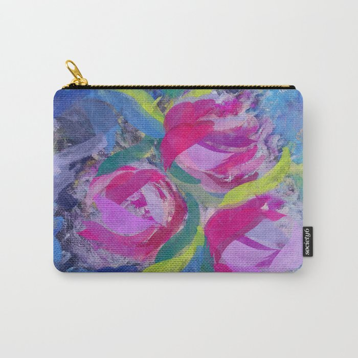 Flowers 2 Carry-All Pouch