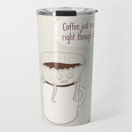 Coffee Runs Travel Mug