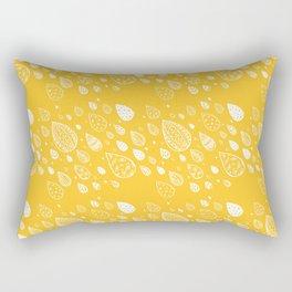 Fluvvia Amarello Rectangular Pillow