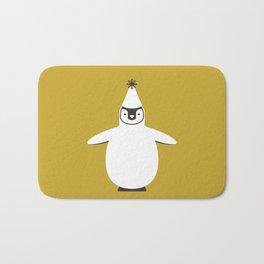 Party Penguin Bath Mat