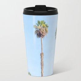 Palm Tree Splendor in Cairo Egypt Travel Mug