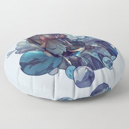 wanderlust Floor Pillow