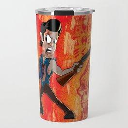 Ash Williams Travel Mug