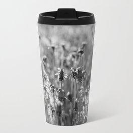 Dandelion Spring Showers Travel Mug