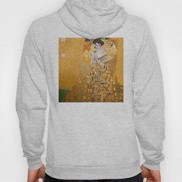 Gustav Klimt - Portrait of Adelle Bloch Bauer Hoody