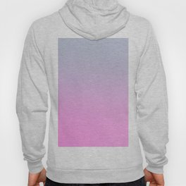 UNLIKE OTHER - Minimal Plain Soft Mood Color Blend Prints Hoody
