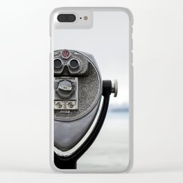 How's the View? Clear iPhone Case