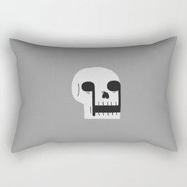 Somber Melody Rectangular Pillow