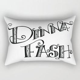 DINNA FASH Rectangular Pillow