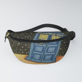 Tardis Takeover Fanny Pack