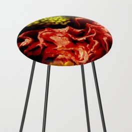 Floral Untitled .06 Counter Stool