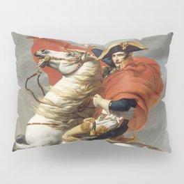 Bonaparte - The Emperor Napoleon - Jacques Louis David Pillow Sham