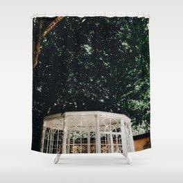 The Sound Of Music Gazebo Shower Curtain