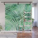 Tropical Leaves by kristiangallagher