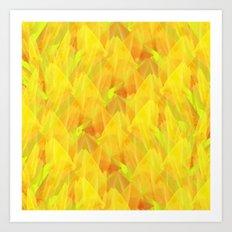 Tulip Fields #106 Art Print