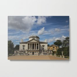 Chiswick House, London Metal Print