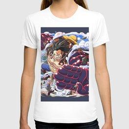 Lufy gear 4 - ONe piece T-shirt