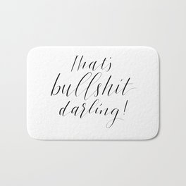 BS Darling Bath Mat