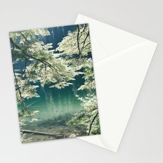 Green Lake Stationery Cards
