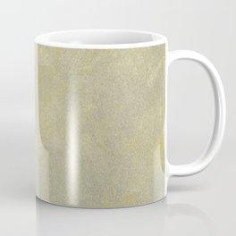 Modern Masters Metallic Plaster - Aged Gold and Silver Fox - Custom Glam Coffee Mug