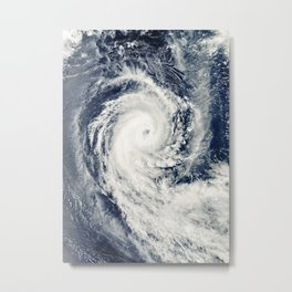 Hurricane Metal Print
