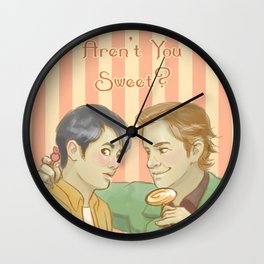 Aren't You Sweet? - Supernatural Wall Clock
