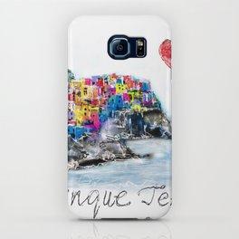 I love Cinque terre iPhone Case