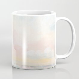 Rebirth - Pastel Ocean Seascape Coffee Mug