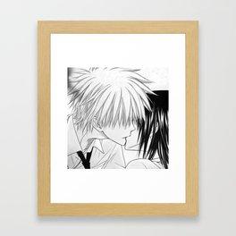 Kaichow wa maid sama Framed Art Print