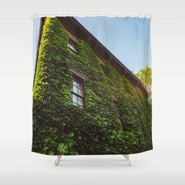 West Village Charm III Shower Curtain