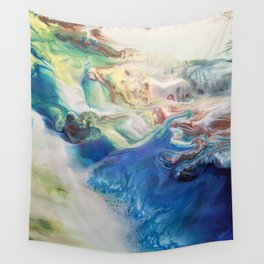 Stirring Wall Tapestry
