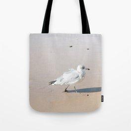 Juvenile Herring Gull Tote Bag
