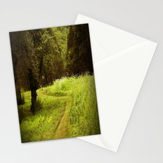 A Summers Trail Stationery Cards