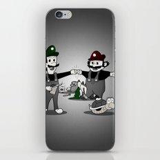 Super Smash'd Bros. iPhone & iPod Skin