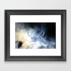 Eclipse 1999 Framed Art Print