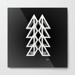 Amalgamamma Metal Print