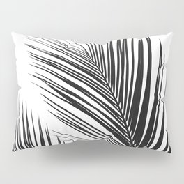 Tropical Palm Leaves #1 #botanical #decor #art #society6 Pillow Sham