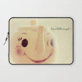I'm a Little Teapot Laptop Sleeve