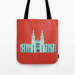 Wanderful University of Oxford Tote Bag