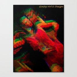 Theory of Tango Canvas Print