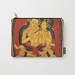 Tibetan Initiation Card Tsakalis Akashagarbha Carry-All Pouch