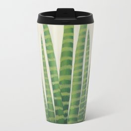 Sansevieria trifasciata Travel Mug