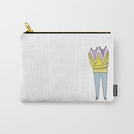 Worry & Wart Carry-All Pouch