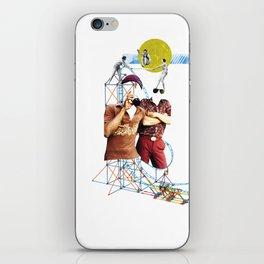Roller Coaster iPhone Skin